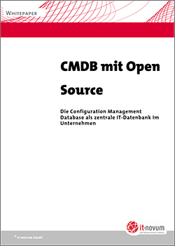 Whitepaper CMDB mit Open Source