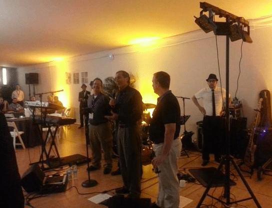 Richard Daley gibt Amüsantes aus Pentahos Anfangsjahren zum Besten auf der Pentaho World 2014