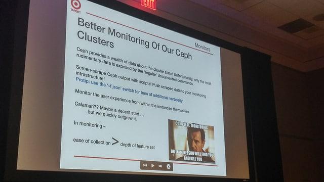 Ceph Vortrag OpenStack Summit Austin 2016