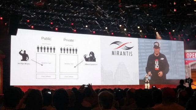 Mirantis Vortrag OpenStack Summit Austin 2016