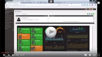 Im Video zeige ich, wie sich integrierte ITSM-Prozesse umsetzen lassen
