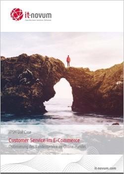 "Broschüre ""Customer Service im E-Commerce"""