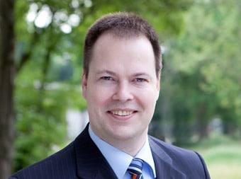 Michael Steuter leitet die IT der Hochschule